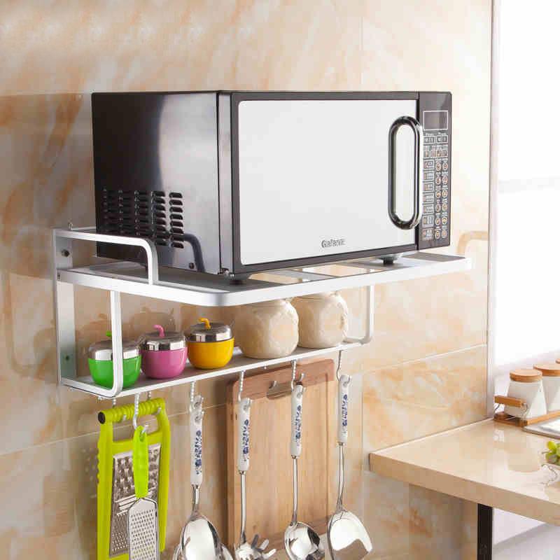 Popular Microwave Wall Shelf Buy Cheap Microwave Wall