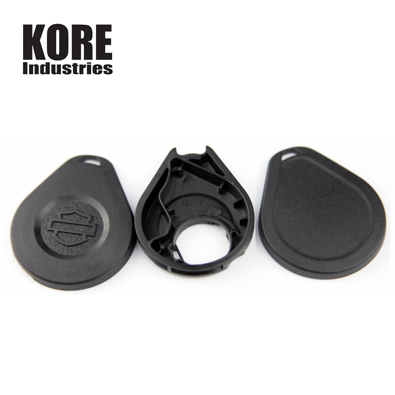 Double Color Injection Mold Plastic Injection Molding Custom-made Plastic Parts Key Fod Covering