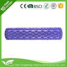 eva hollow foam roller China factory direct sale rumble foam roller pilates yoga deep massage hollow eva foam roller