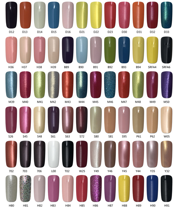 low moq wholesale 1000 colors sweet pastel nail polish lacquer bulk raw material