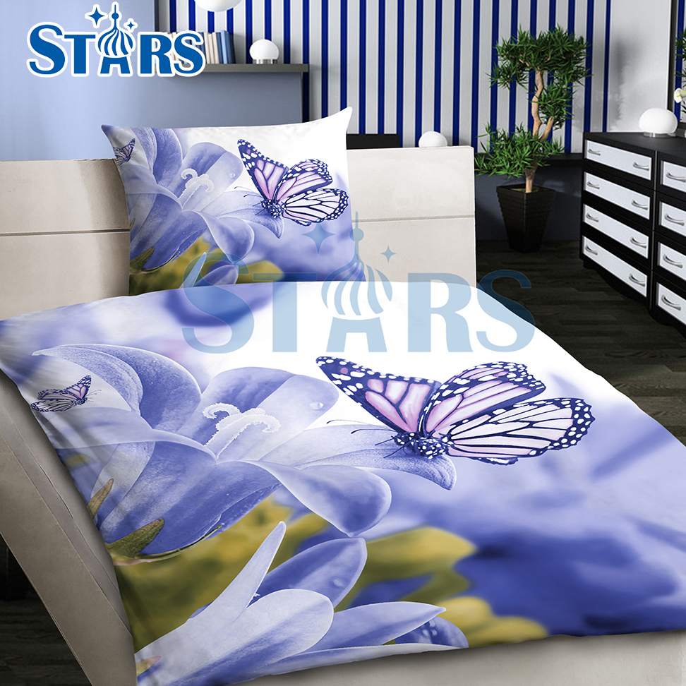 GS-PAN-04 Factory Directly Deliver Home Use 3d photo print bedding set