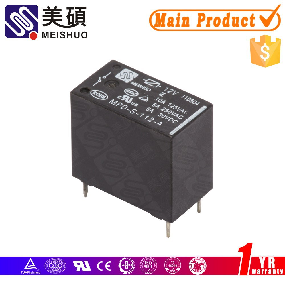Mini Type Electromagnetic Relay Relays Power Distribution 5 Pin 12v 24v Suppliers And Manufacturers At