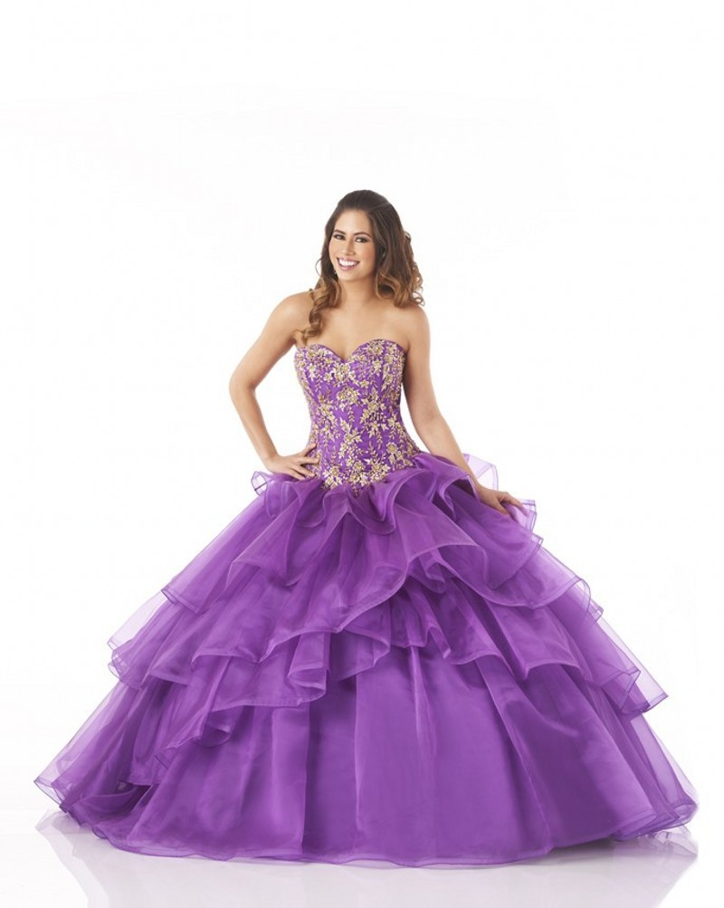 8d06bee1e Get Quotations · Free Shipping Appliqued Top Vestido 15 Anos Sweet 16  Dresses Purple Quinceanera Dresses Ball Gown Vestidos