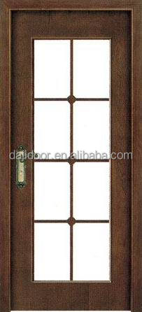 Glass Insert Hdf Doors For Kitchen Dj-m9018 - Buy Hdf Doors,Glass Door For  Cupboard,Glass Saloon Doors Product on Alibaba.com
