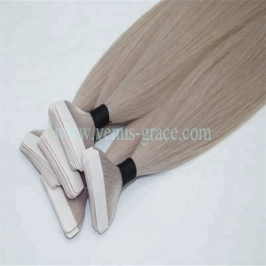 Hot Sale Virgin Remy Brazilian Hair Tape Hair Extension Brand Reviews