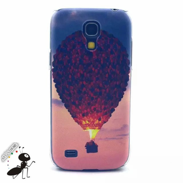 size 40 3677e f00bb 12 Style Cartoon Pattern Cover For Samsung S4 Mini Case Fashion Painting  Hard PC Phone Bag Case For Samsung Galaxy S4 Mini