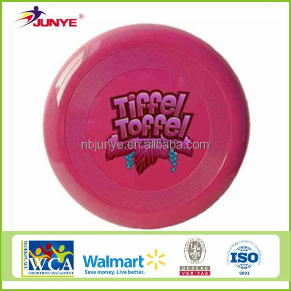 Cheap and high quality plastic toys frisbee/cheap kids frisbee/kid play disc