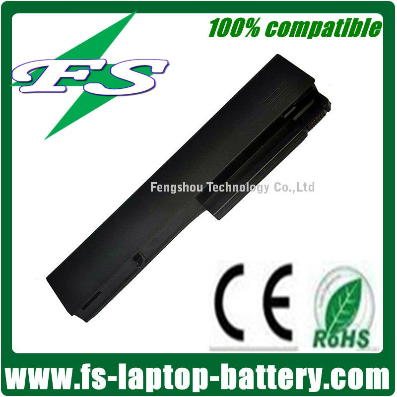 Replacement laptop batteries for HP NC6120 NC6105 NC6400 NC6115 NX6115 NX6110 NX6100 external battery for laptop