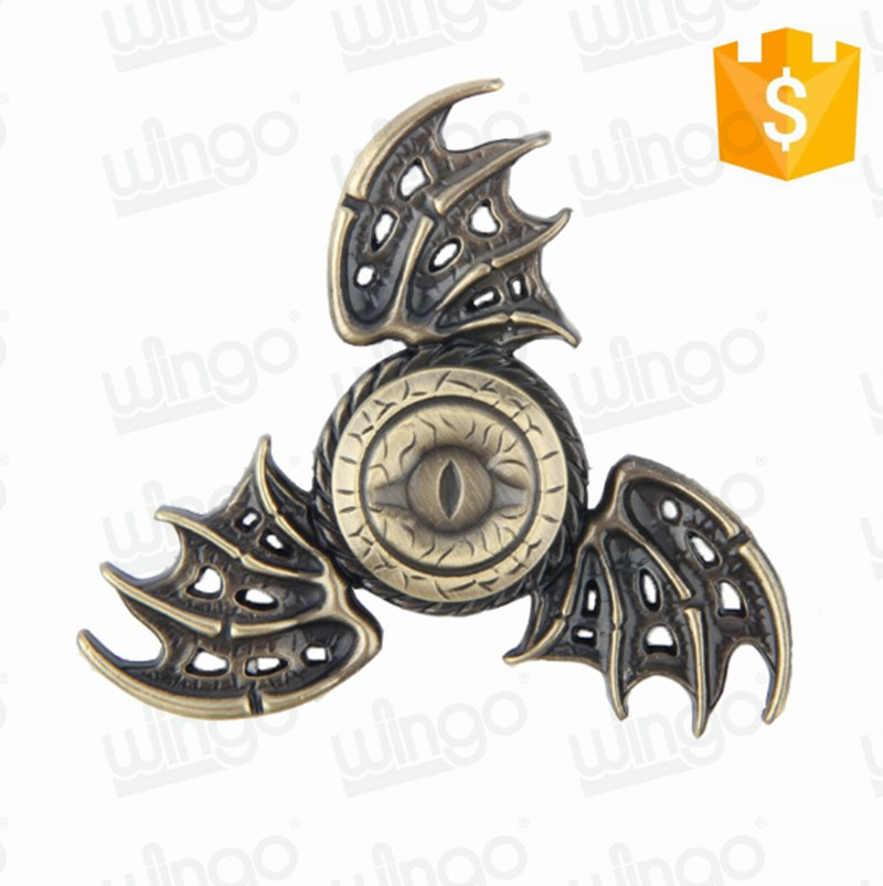 hot buy eagle eye fly dragon hot sale metal fidget toy spinner for sale