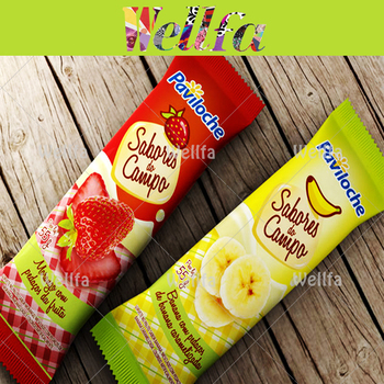 High Quality Strip Ice Candy Plastic Bags For Promotion