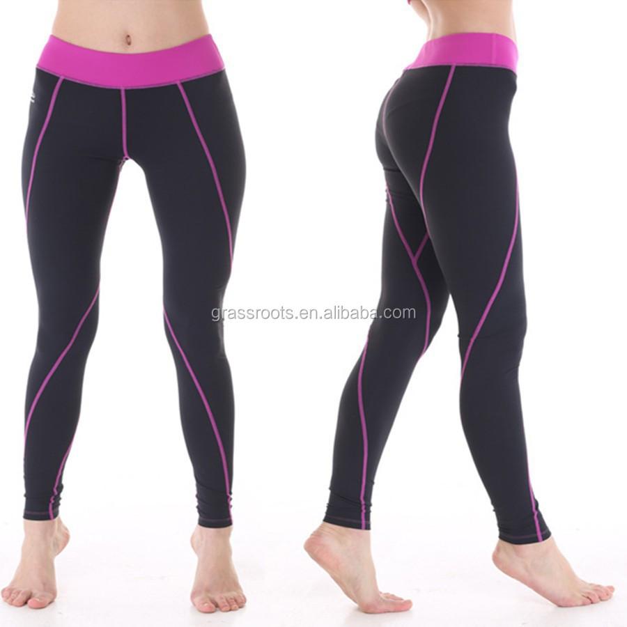 Factory Price Thai Yoga Pants Wholesale Hemp Yoga Pants