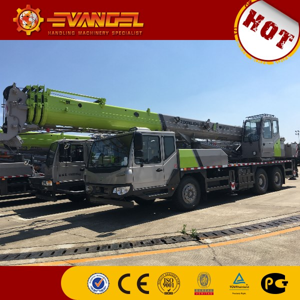 New Chinese Mobile Crane 55 tons - Truck Crane ZOOMLION Truck Crane QY55V QY55D