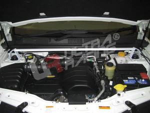 ULTRA RACING 2-Point Front Strut Bar : Chevrolet Captiva [UR-TW2-716]