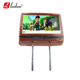 10 inch taxi headrest monitor with pillow hd advertising wifi 3G 4G
