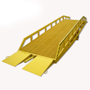Full Automatic Container Loading Unloading Ramp