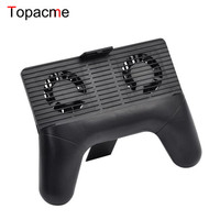 Mobile phone cooling radiator game handle Physical Handles Mini Game Controller Mobile Joystick For Smartphone