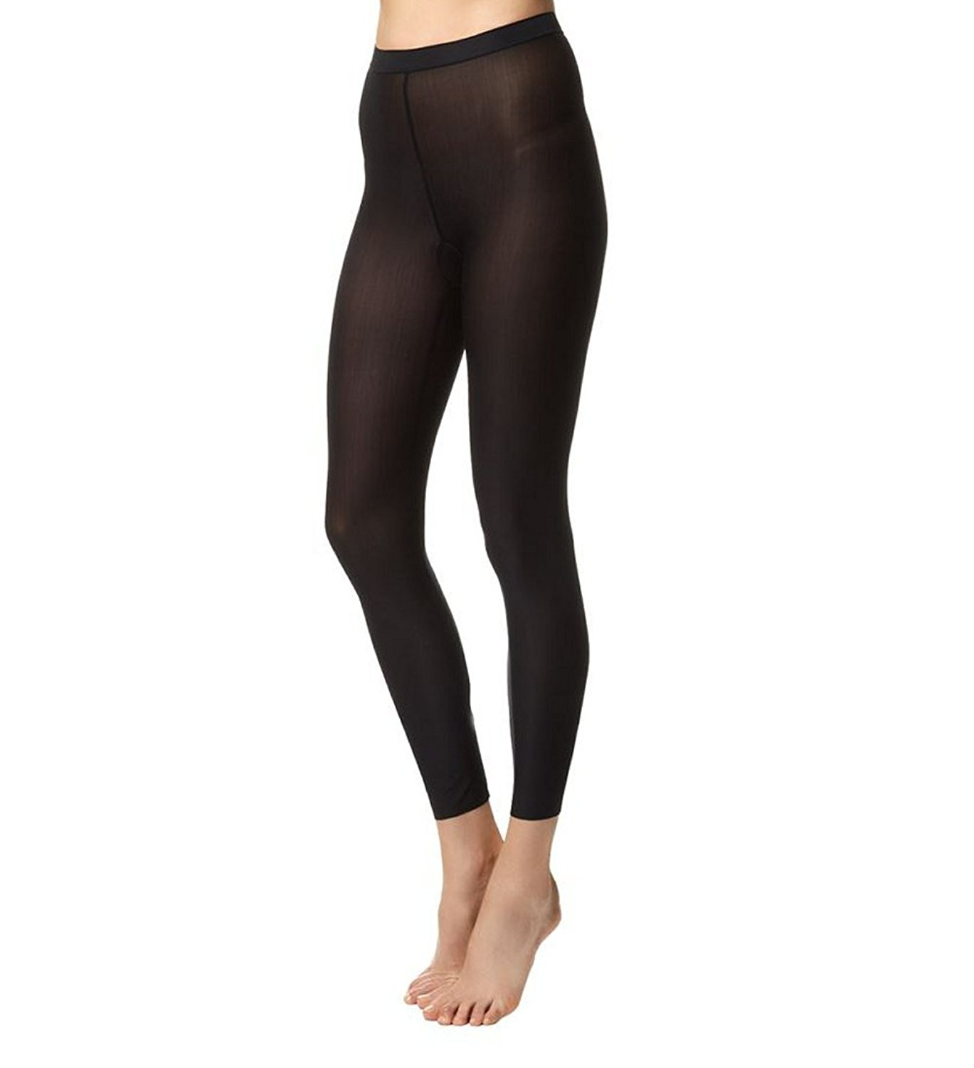 08586a4d496ba Wacoal Smooth Complexion Shapewear Legging (804251) M Black