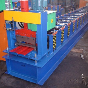 230 Wall siding metal steel profile roll forming machine