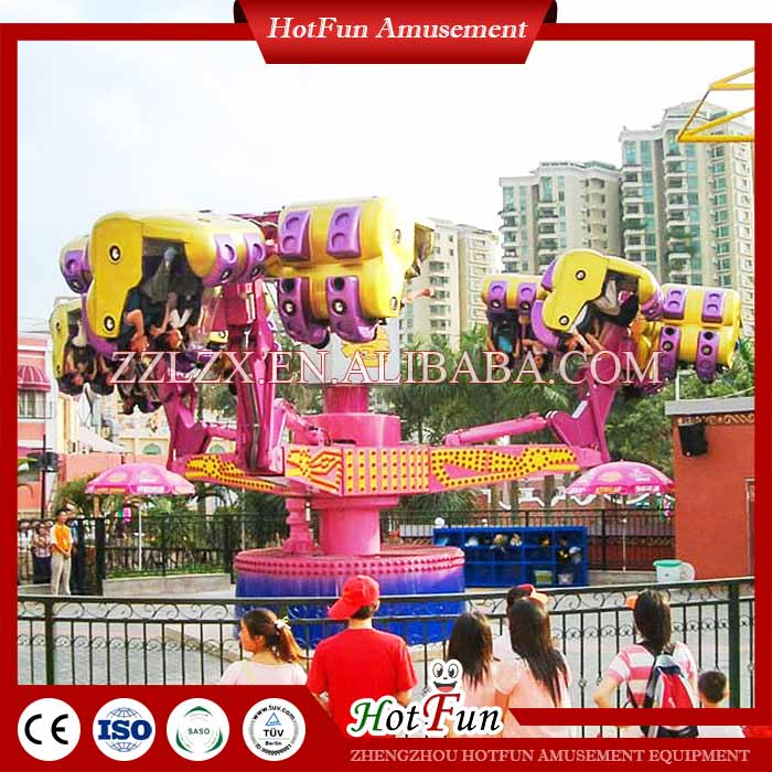 Top quality amusement park storm rides sale