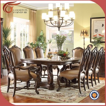Wholesale High end luxury set royal dining room furniture WA160 ...