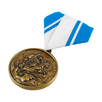 Sports Medal And Trophies/custom medals no minimum order, View Medal with  Ribbon, OEM Product Details from Dongguan Jian Plastic & Metal Products  Ltd