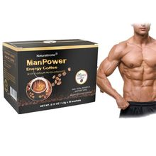 Private Label Man Power Instant Coffee