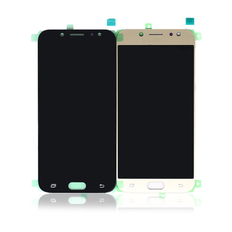 Tela do telefone móvel lcd j730 display para samsung para galaxy j7 pro 2017 display lcd touch screen digitador tela j730f