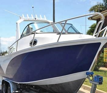 New 19ft Cuddy Cabin Targa Power Boat Buy New Power Boat 19ft