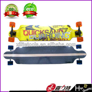 Nice design long skateboard