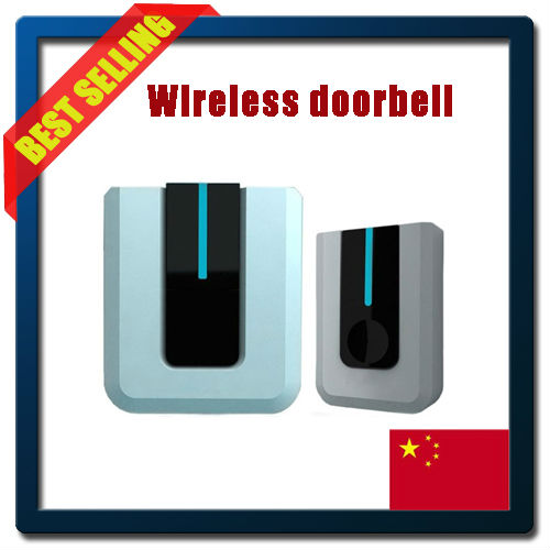 52 Tunes Musical MP3 wireless doorbell 300m range