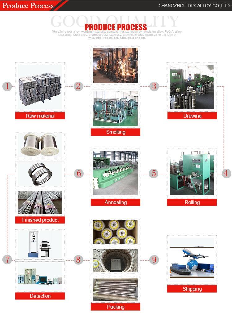 High Temperature Alumina Ceramic Monel 400 Tube - Buy Monel 400 Tube ...