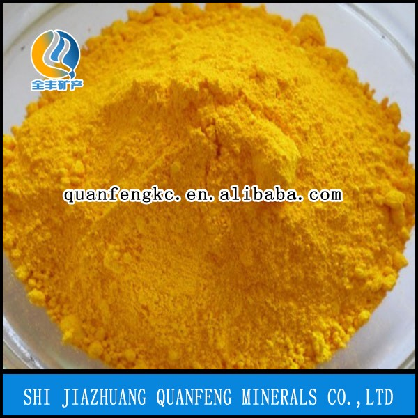 China manufacture red Iron Oxide pigment powder raw material