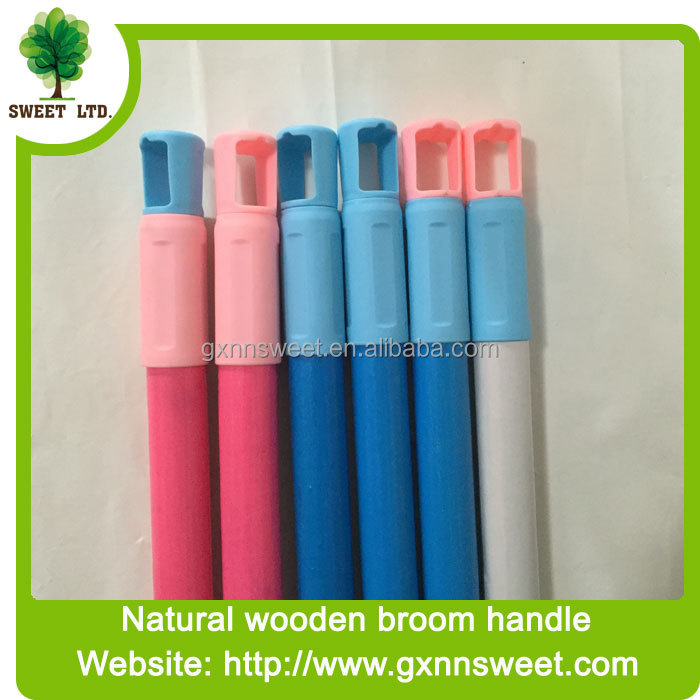 new arrival coconut leaf broom stick