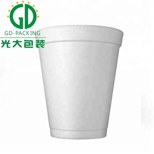 Low price 16oz disposable foam icecream cup