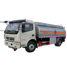 Samll Fuel Tanker Trucks