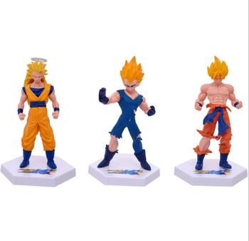 Mifen De 6 Unids Lote Dragon Ball Z Figuras De Accion De Pvc Figura Juguetes Modelo Recoger Figura Muneca Dbz 5 13 Cm Buy Bola De Dragon Z Dragon