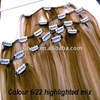 Perfectly Packaged Silky Brazilian Cuticle Aligned Clip-in Human Hair Extensions