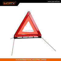 Road Safety Triangle/Reflective Warning Triangle Sign for car,truck and bus