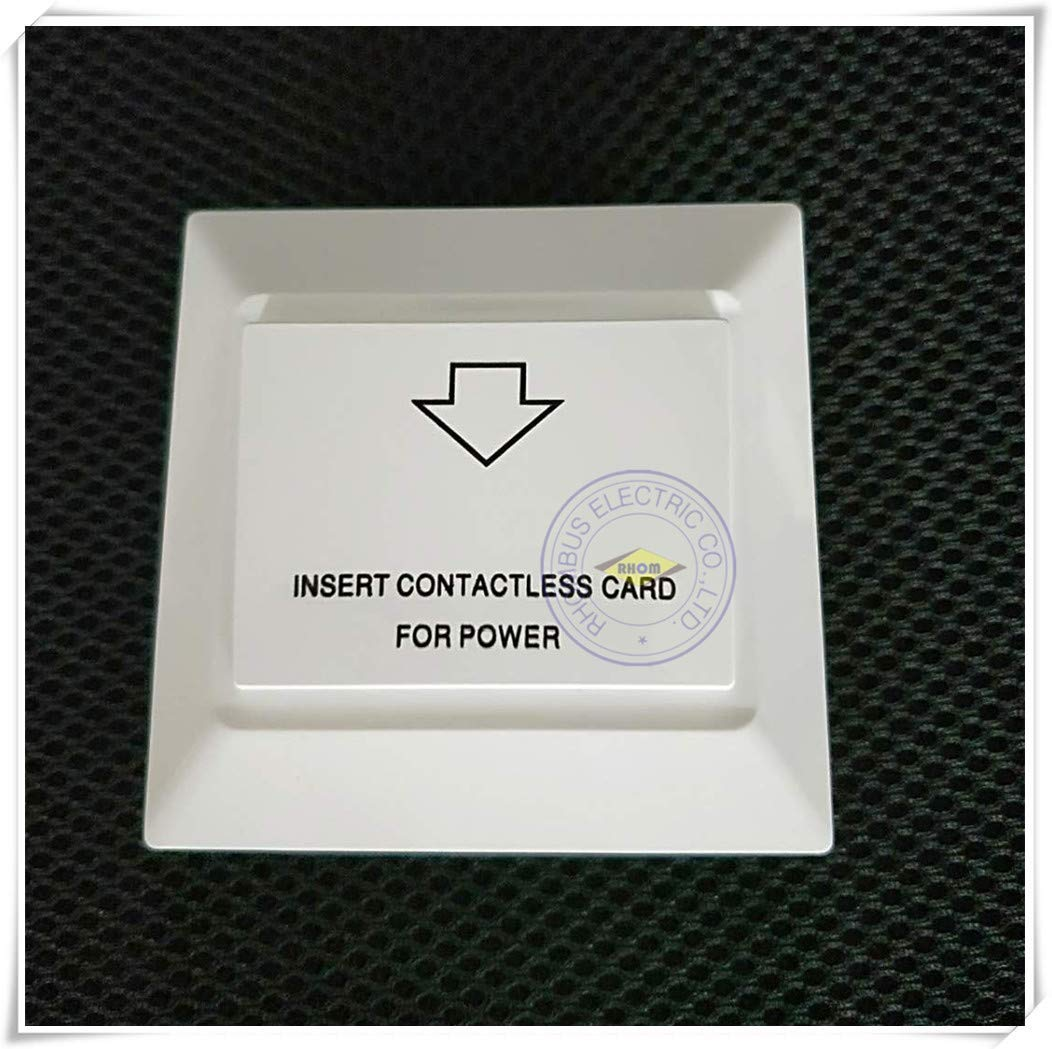 Hotel Recognition Sensor Card to Take Power Switch with A Delay 125KHz EM T5557 Card