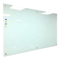 Office Magnetic Dry Erase Glass Marker Writing White Board