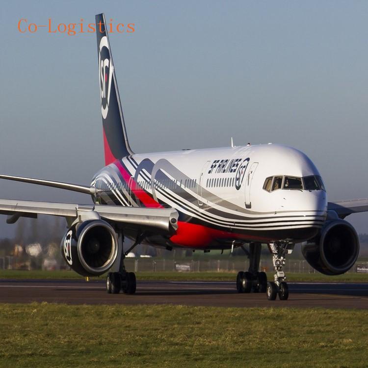 Deur tot deur lucht verzending service met goedkope kosten om Luxemburg Monaco Ierland van Shenzhen China