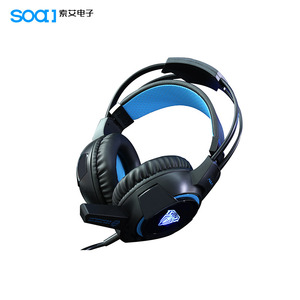 AULA G91S Strict test 1.8M plastic cable stereo gaming headset