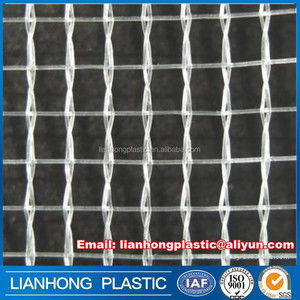 Crystal net, HDPE leno knitted fruit tree hail net/agriculture hail protection net
