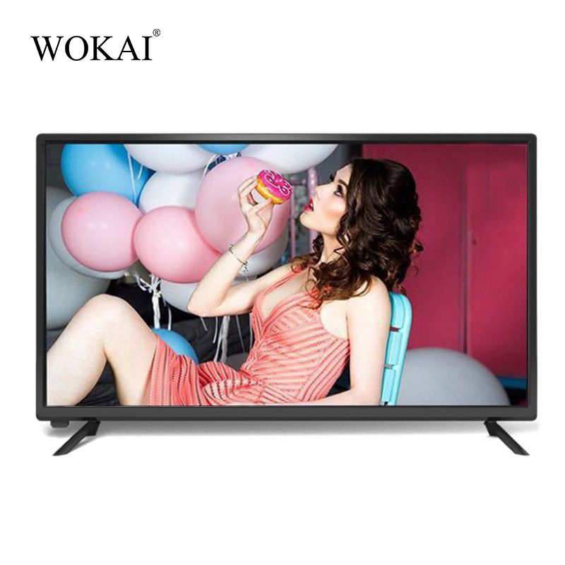 Inch China Smart Android LCD LED TV 4K UHD Price Factory Cheap Flat Screen best tv digital television