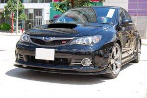 C style body kit for 08 Subaru Impreza STI GRB