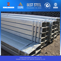 steel structure house for pre galvanized steel pipe