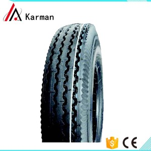 South America Main Market and black color motorcycle tyre 4.00-8