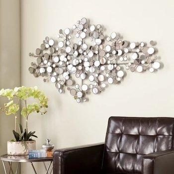Zhaohui Grote Muur Spiegels Art Deco Spiegel Voor Woonkamer - Buy ...