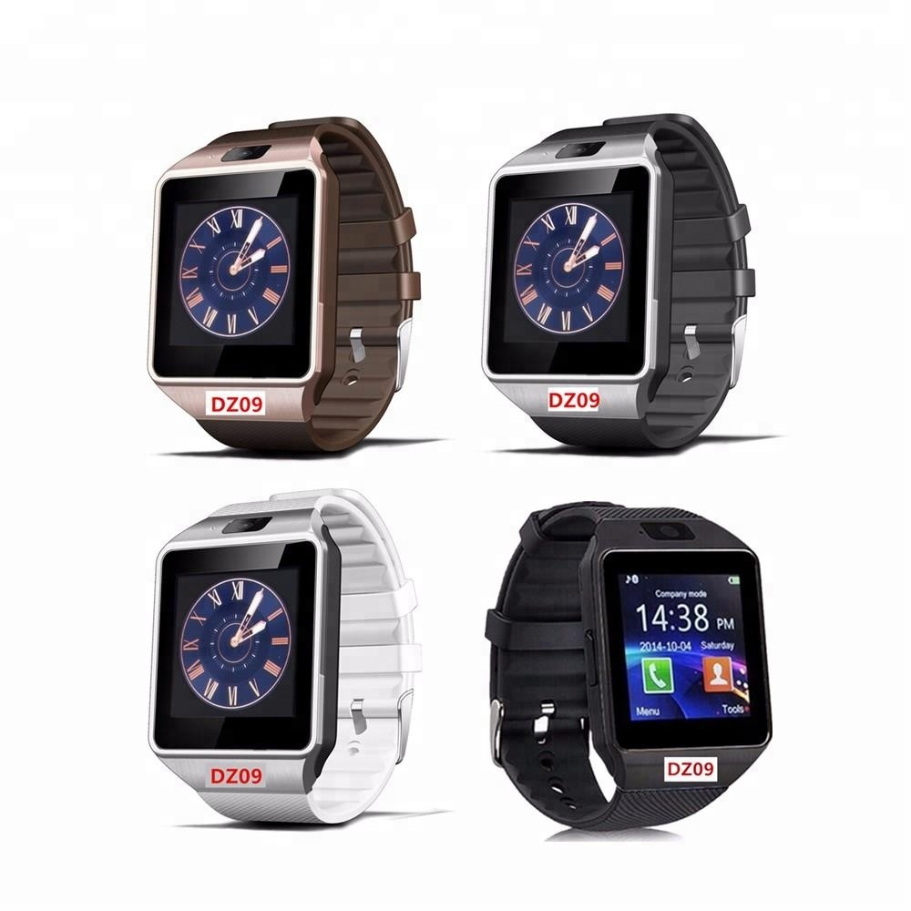 Life Waterproof Fashion DZ09 Smart Watch Sport SIM Mate Phone For Android Samsung iPhone LG