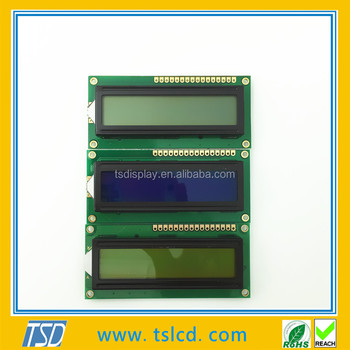 16x2 Lcd Display Module Rohs Display Module Lcd Brand New And High Quality  - Buy Thin Lcd Display Module,16x2 Character Blue Lcd Display Module,Serial